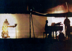 stage&puppet